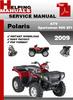 Thumbnail Polaris ATV Sportsman 500 EFI 2009 Service Repair Manual Download