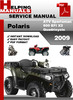 Thumbnail Polaris ATV Sportsman 500 EFI X2 Quadricycle 2009 Service Repair Manual Download