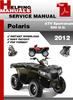 Thumbnail Polaris ATV Sportsman 500 H.O. 2012 Service Repair Manual Download