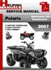 Thumbnail Polaris ATV Sportsman 500 Quadricycle 2007 Service Repair Manual Download
