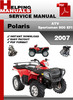 Thumbnail Polaris ATV Sportsman 800 EFI 2007 Service Repair Manual Download
