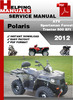 Thumbnail Polaris ATV Sportsman Forest Tractor 500 EFI 2012 Service Repair Manual Download