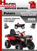 Thumbnail Polaris ATV Sportsman Touring 500 EFI 2009 Service Repair Manual Download