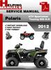 Thumbnail Polaris ATV Sportsman Touring 500 H.O. 2012 Service Repair Manual Download