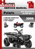 Thumbnail Polaris ATV Sportsman X2 500 EFI 2009 Service Repair Manual Download