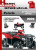 Thumbnail Polaris ATV Sportsman XP 850 2009 Service Repair Manual Download