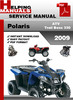 Thumbnail Polaris ATV Trail Boss 330 2009 Service Repair Manual Downlod