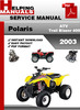 Thumbnail Polaris ATV Trail Blazer 400 2003 Service Repair Manual Download