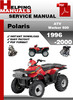 Thumbnail Polaris ATV Worker 500 1996-2000 Service Repair Manual Download