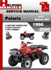 Thumbnail Polaris ATV Xplorer 500 1996-2000 Service Repair Manual Download