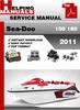 Thumbnail Sea-Doo 150 180 2011 Service Repair Manual Download