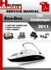Thumbnail Sea-Doo 180 Challenger 2011 Service Repair Manual Download
