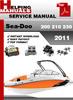 Thumbnail Sea-Doo 200 210 230 2011 Service Repair Manual Download