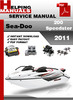 Thumbnail Sea-Doo 200 Speedster 2011 Service Repair Manual Download