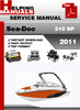 Thumbnail Sea-Doo 210 SP 2011 Service Repair Manual Download