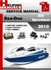 Thumbnail Sea-Doo 200 Speedster 2010 Service Repair Manual Download