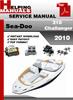 Thumbnail Sea-Doo 210 Challanger 2010 Service Repair Manual Download
