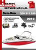 Thumbnail Sea-Doo 200 210 230 2010 Service Repair Manual Download
