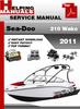 Thumbnail Sea-Doo 210 Wake 2011 Service Repair Manual Download