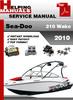 Thumbnail Sea-Doo 210 Wake 2010 Service Repair Manual Download