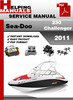 Thumbnail Sea-Doo 230 Challenger 2011 Service Repair Manual Download