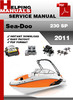 Thumbnail Sea-Doo 230 SP 2011 Service Repair Manual Download