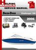 Thumbnail Sea-Doo Challenger 180 2006 Service Repair Manual Download