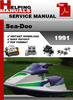 Thumbnail Sea-Doo 1991 Service Repair Manual Download