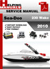 Thumbnail Sea-Doo 230 Wake 2010 Service Repair Manual Download