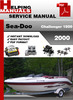 Thumbnail Sea-Doo Challenger 1800 2000 Service Repair Manual Download
