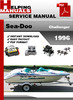 Thumbnail Sea-Doo Challenger 1996 Service Repair Manual Download