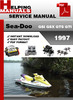 Thumbnail Sea-Doo GSI GSX GTS GTI 1997 Service Repair Manual Download