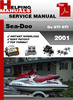 Thumbnail Sea-Doo Gs GTI GTI 2001 Service Repair Manual Download
