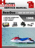 Thumbnail Sea-Doo GSX GS GTI GTS 1999 Service Repair Manual Download