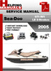 Thumbnail Sea-Doo GTI RFI LE 2-Strokes 2005 Service Repair Manual Down