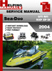 Thumbnail Sea-Doo GTI RFI RXP XP DI 2004 Service Repair Manual Downloa