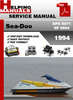 Thumbnail Sea-Doo GTS 5814 GTX 5862 1994 Service Repair Manual Downloa