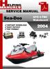 Thumbnail Sea-Doo GTX 4-TEC Wakeboard 2004 Service Repair Manual Downl