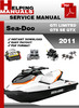 Thumbnail Sea-Doo GTI LIMITED GTS SE GTX 2011 Service Repair Manual Do