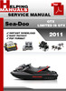 Thumbnail Sea-Doo GTX LIMITED IS GTX 2011 Service Repair Manual Downlo