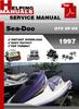 Thumbnail Sea-Doo GTX XP HX 1997 Service Repair Manual Download
