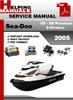 Thumbnail Sea-Doo Seadoo 3D - 3D Premium 2-Strokes 2005 Service Repair