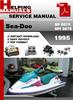 Thumbnail Sea-Doo SP 5873 SPI 5875 1995 Service Repair Manual Download