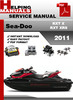 Thumbnail Sea-Doo RXT X RXT XRS 2011 Service Repair Manual Download