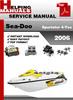 Thumbnail Sea-Doo Sportster 4-Tec 2006 Service Repair Manual Download