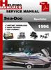 Thumbnail Sea-Doo Sportster 1996 Service Repair Manual Download