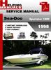 Thumbnail Sea-Doo Sportster 1800 1998 Service Repair Manual Download