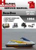 Thumbnail Sea-Doo SPX 5871 XP 5854 1994 Service Repair Manual Download