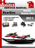 Thumbnail Sea-Doo WAKE WAKE PRO 2011 Service Repair Manual Download