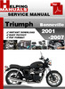 Thumbnail Triumph Bonneville 2001-2007 Service Repair Manual Download
